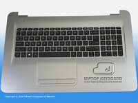 HP NOTEBOOK 17-X00 TOPCASE WITH KEYBOARD BACKLIT 856772-001