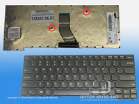 LENOVO IDEAPAD E40-70 US BLACK REPLACEMENT KEYBOARD 25-215313