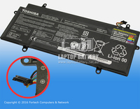 TOSHIBA SATELLITE Z30 PORTEGE Z30 BATTERY P000662110