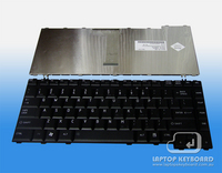 TOSHIBA A200 M300 A300 L300 REPLACE BLACK KEYBOARD 6037B0017202